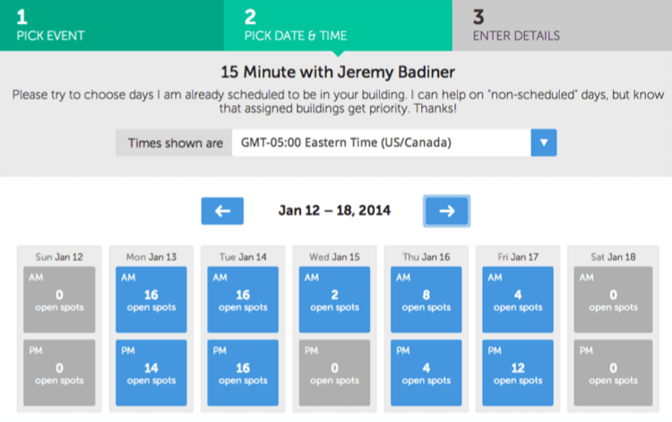 Productivity Tools Calendly