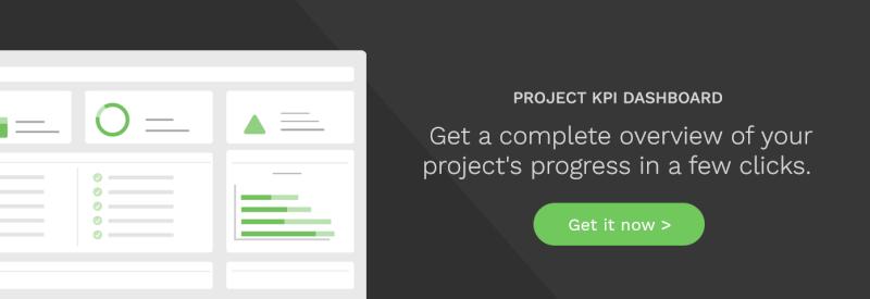 Project KPI Dashbaord