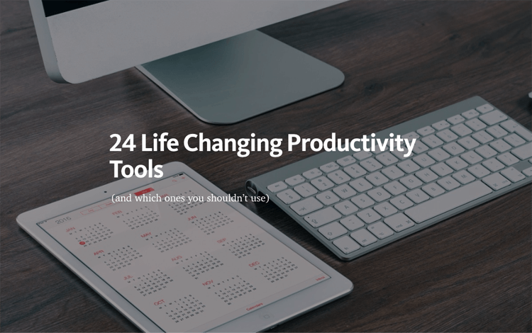 Medium Productivity Tools