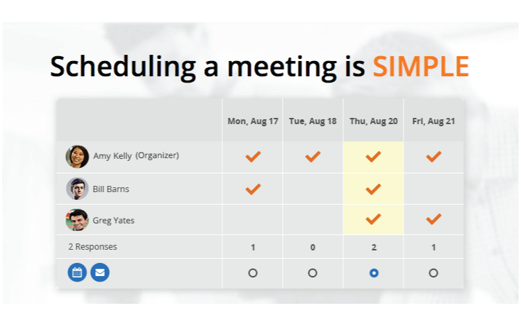 Scheduling Tools NeedtoMeet