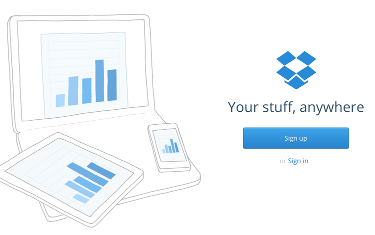 business tools Dropbox
