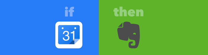 IFTTT share notes
