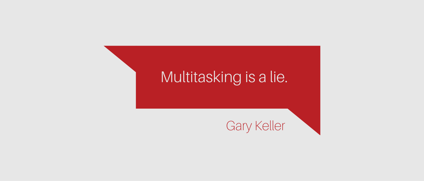 Gary Keller Quote