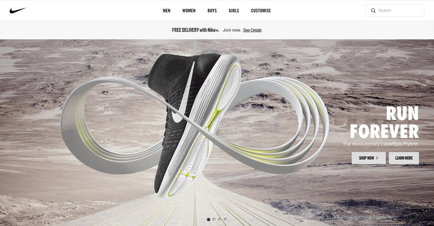 Nike Customer Experience