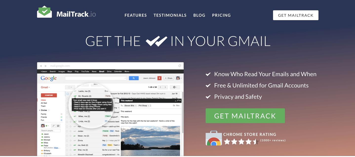 Mailtrack.io PR Tool