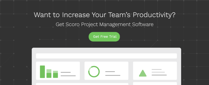 Scoro project management software