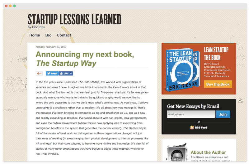 Startup-Lessons-Learned