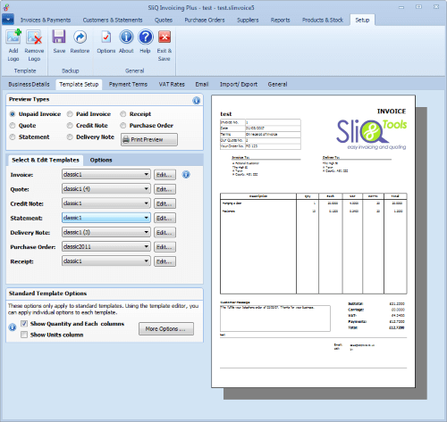 Best Invoicing Software For Hasslefree Billing Scoro - Program to create invoices for service business