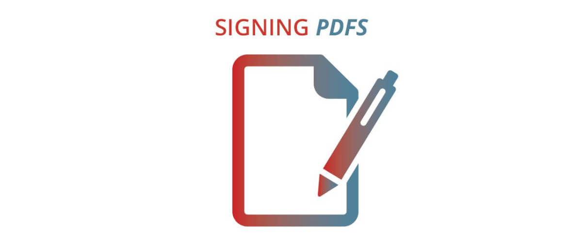 sign pdfs
