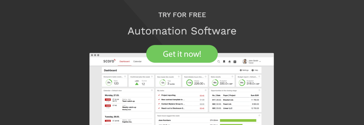Automation-software-Scoro