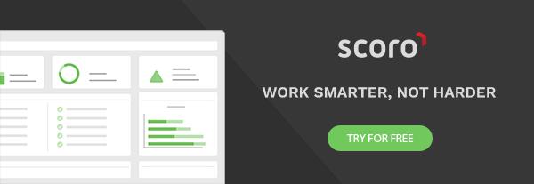 Work Smarter, Not Harder ~ Scoro