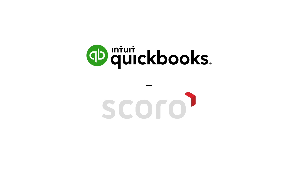Scoro QuickBooks integration