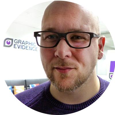 Scoro & Graphic Evidence –Adam Aarnold