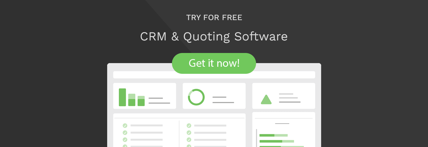 CRM & Quoting Software