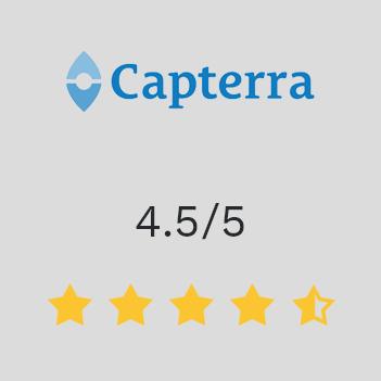Capterra-rating