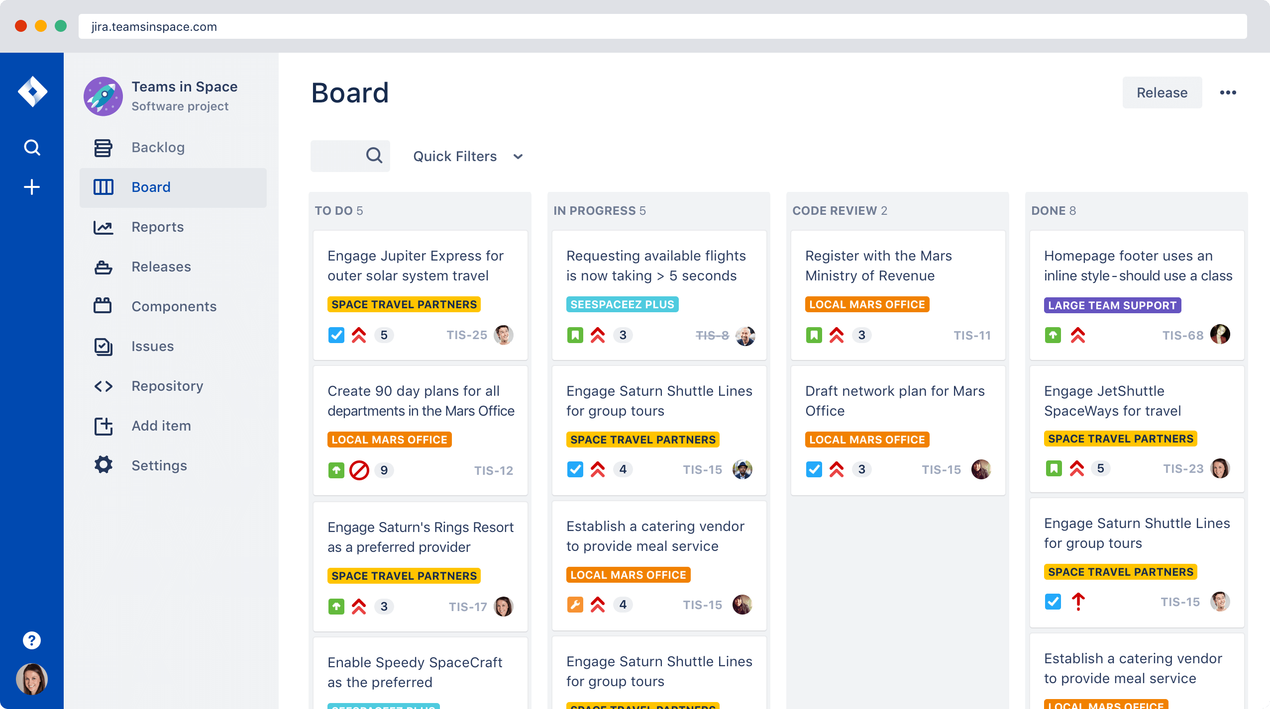 WorkflowMax Alternatives – Jira – Scoro