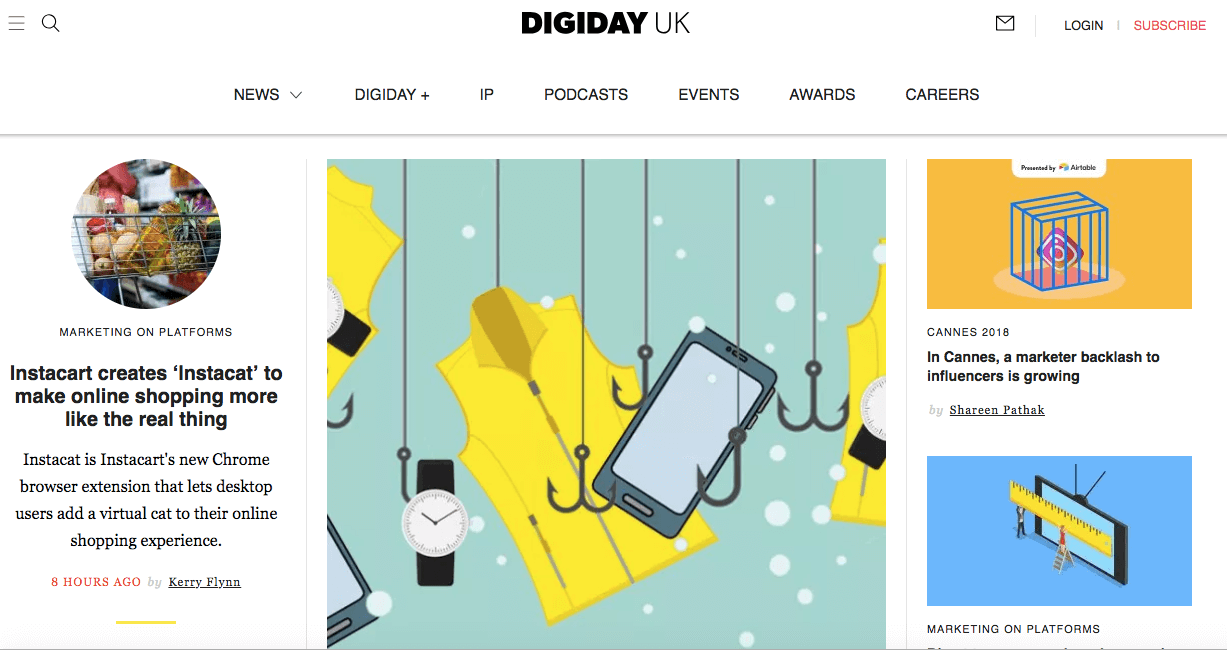Must-Read Blogs For Creative Agencies – Digiday UK – Scoro