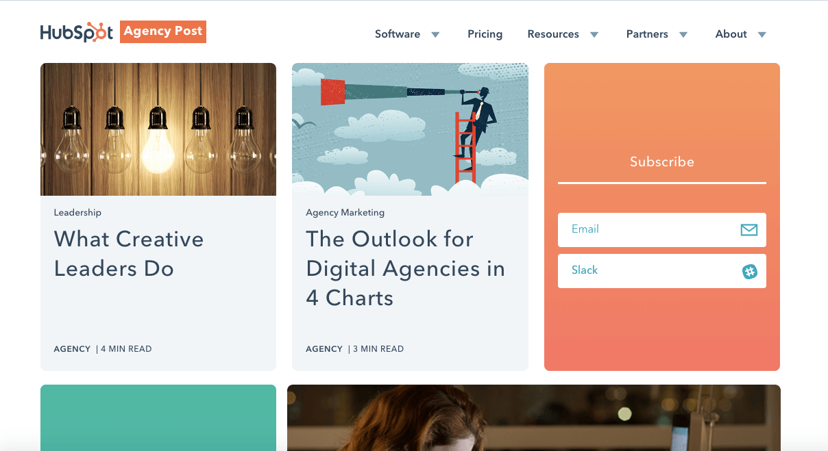 Must-Read Blogs For Creative Agencies – HubSpot Agency Post – Scoro