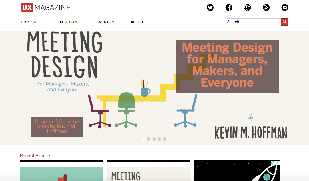Must-Read Blogs For Creative Agencies – UX Magazine – Scoro