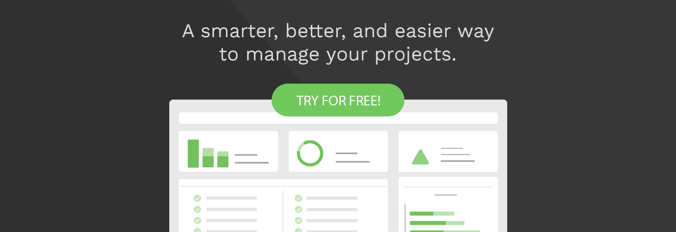 Project management - Try for free