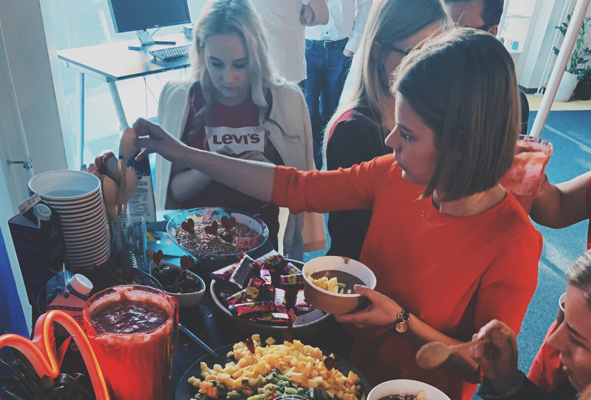 Havas lunch