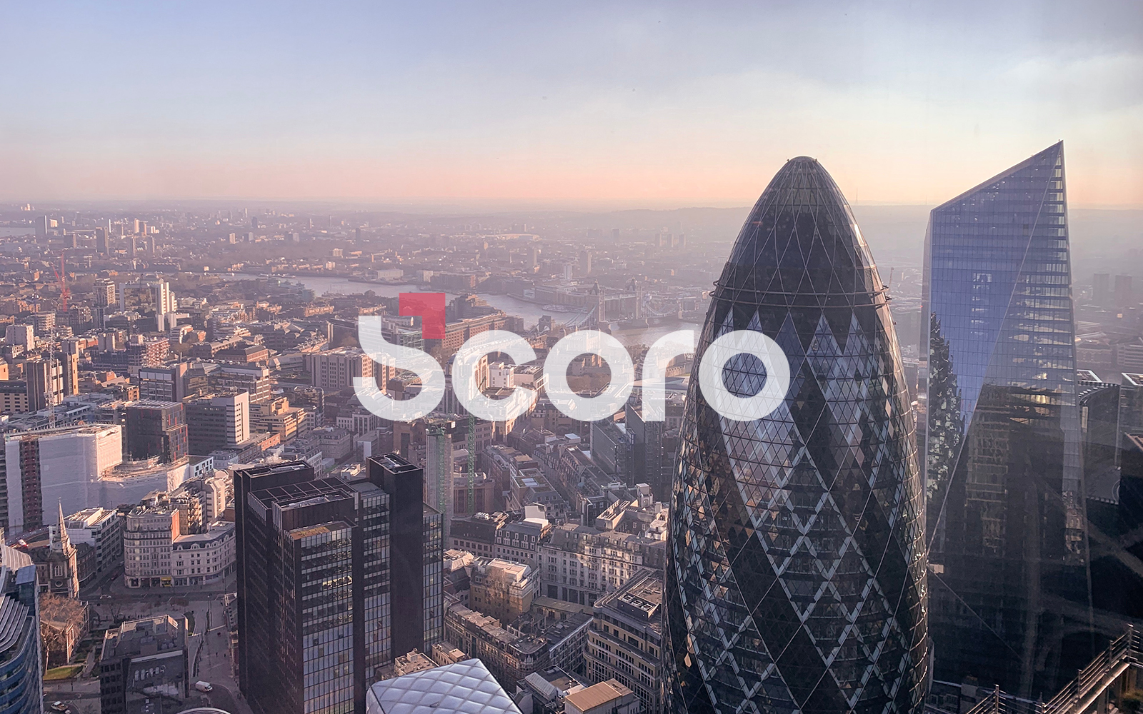Scoro London Office