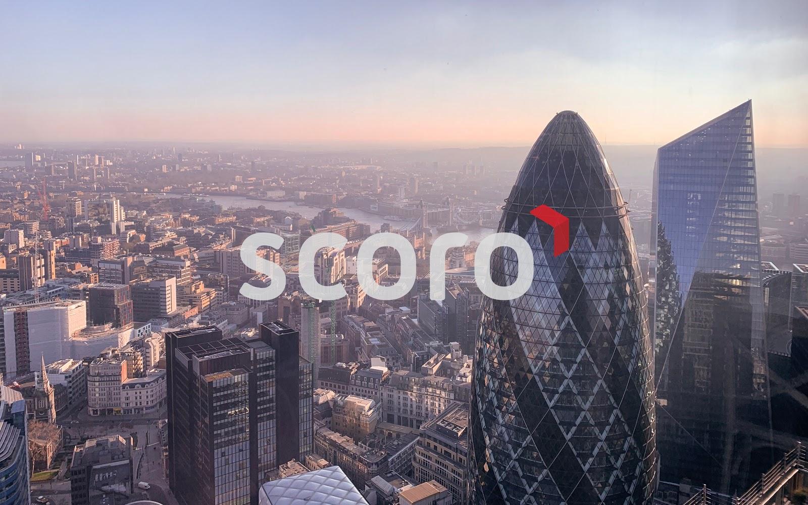Scoro London office opening