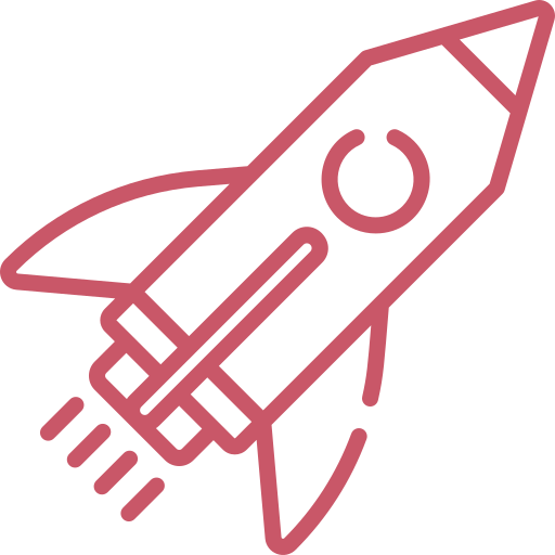 Rocket ikoon Scoro