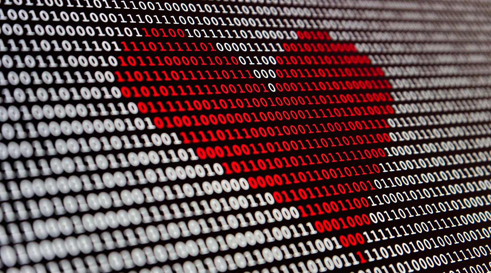 Data code heart