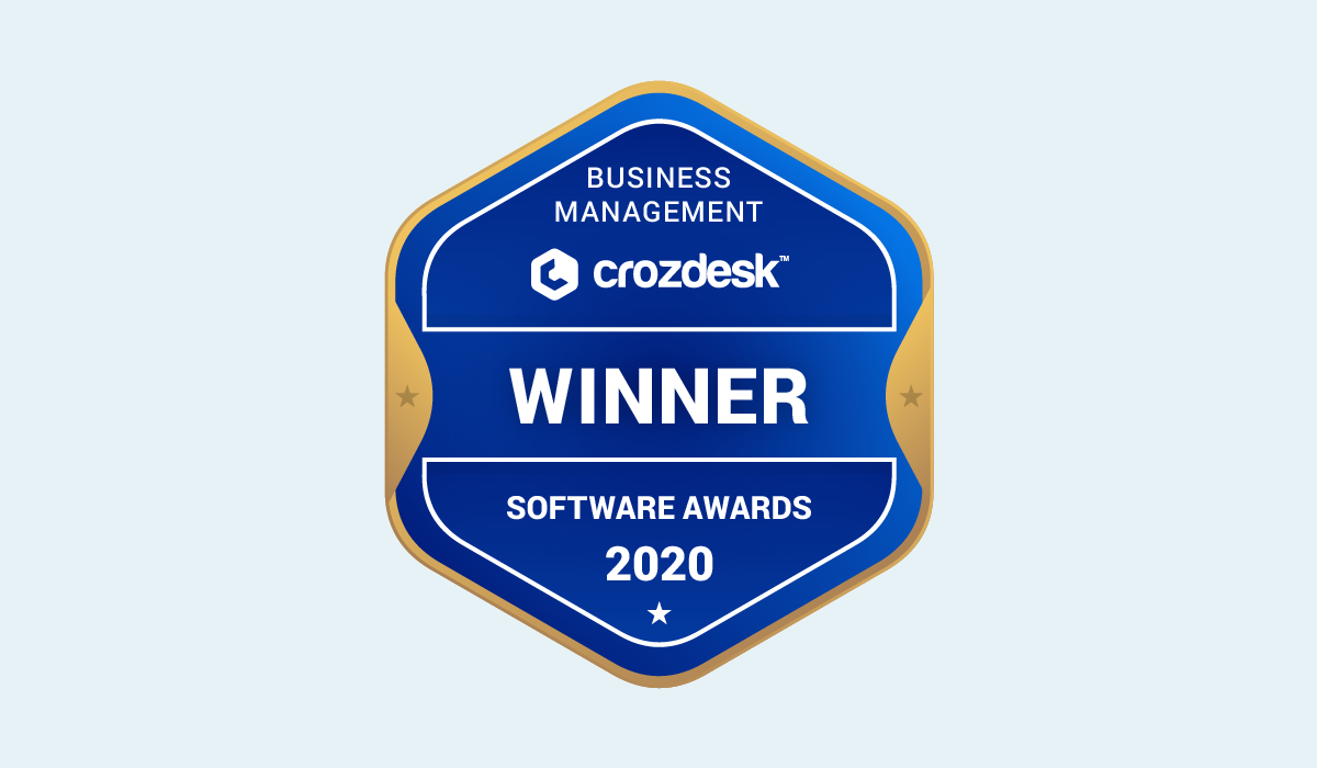 Scoro best business management software