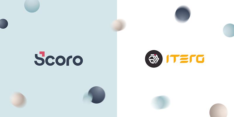 Scoro and Itero logos