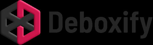 Deboxify - logo