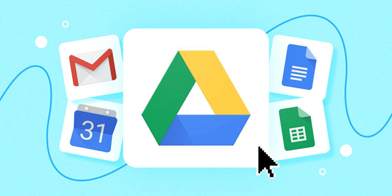 Google Drive visual