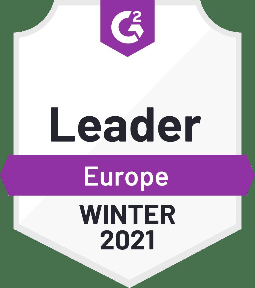 Scoro – G2 Europe Leader