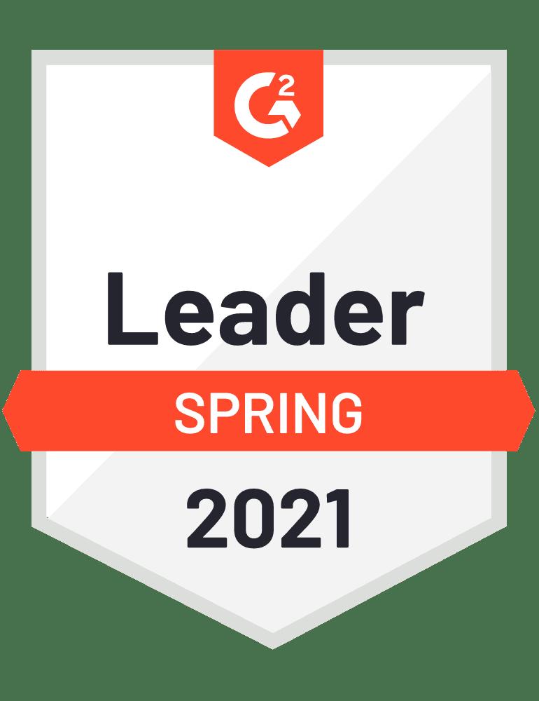 Scoro Work Management Software Leader 2021