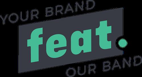 feat. agency logo