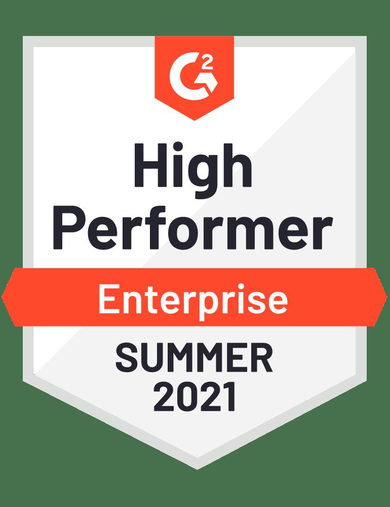 Scoro Enterprise High-Performer