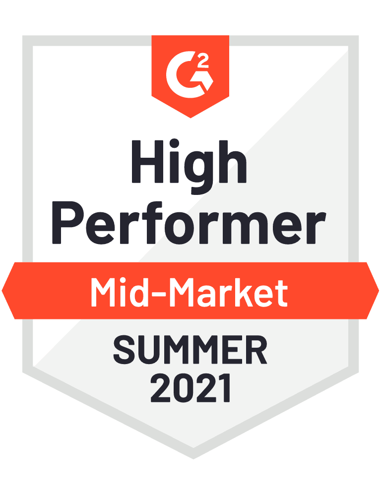 Scoro High Performer Mid-Market