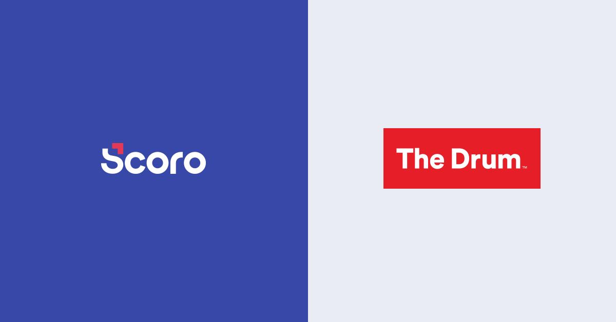 Scoro Headline Partner for the Drum